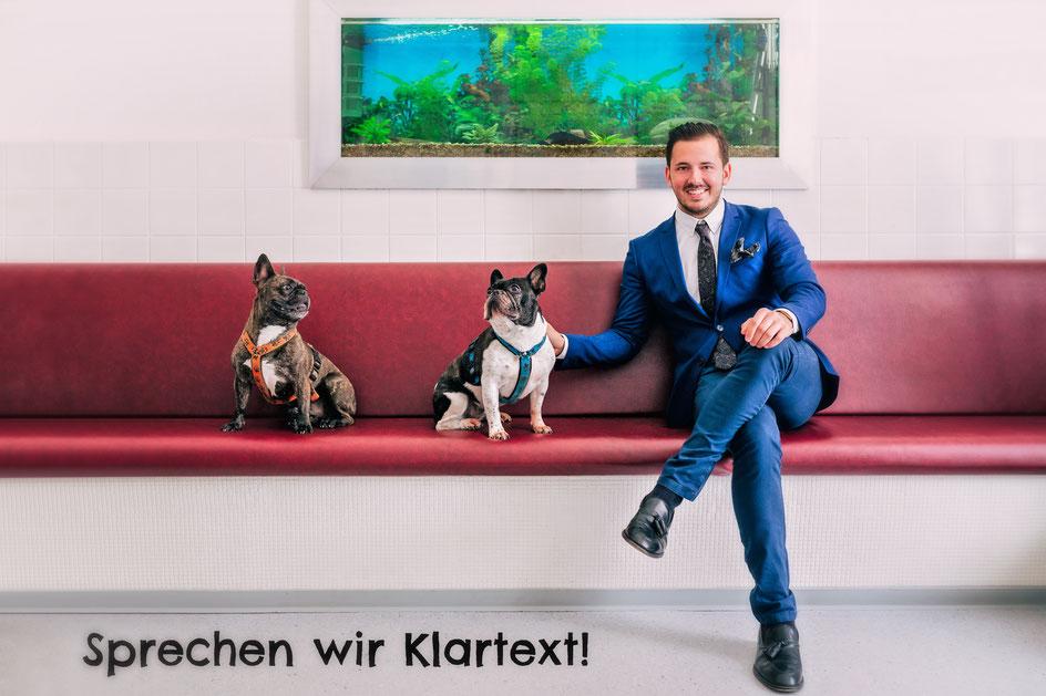 """Im Interview: Ein Experte zum Thema """"Krankenschutz Tierversicherung"""""""