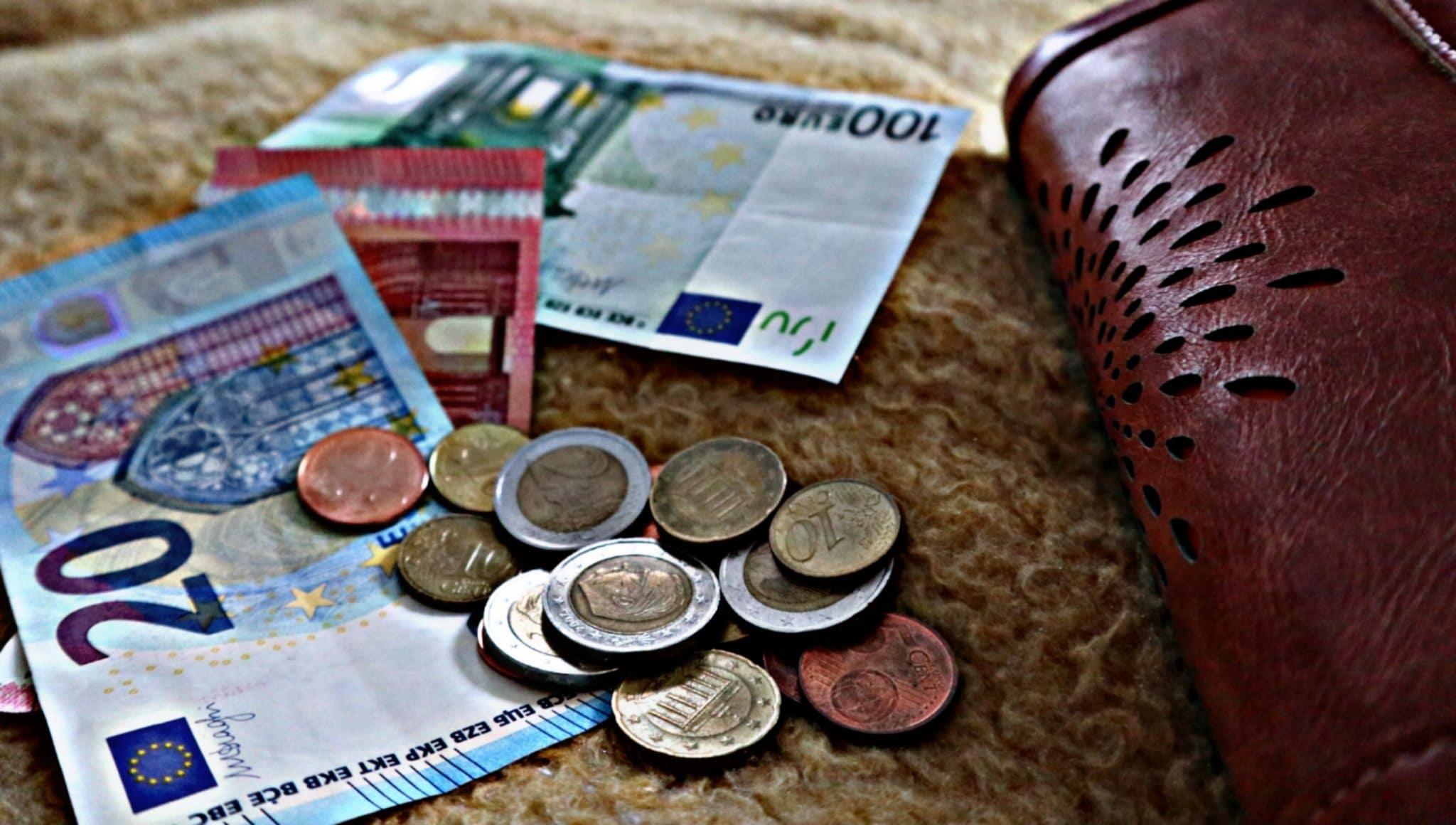 am schnellsten geld sparen