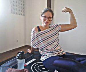 BLOGREIHE Vol. 2 – Mama springt sich schlank mit CROSS Jump