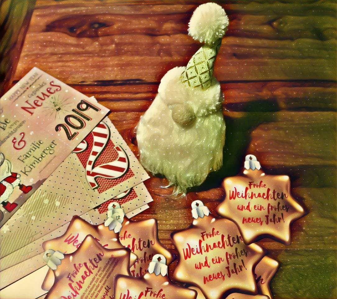 Weihnachtsgrüße Personalisiert.Familie Kimberger Versendet Personalisierte Weihnachtsgrüße View