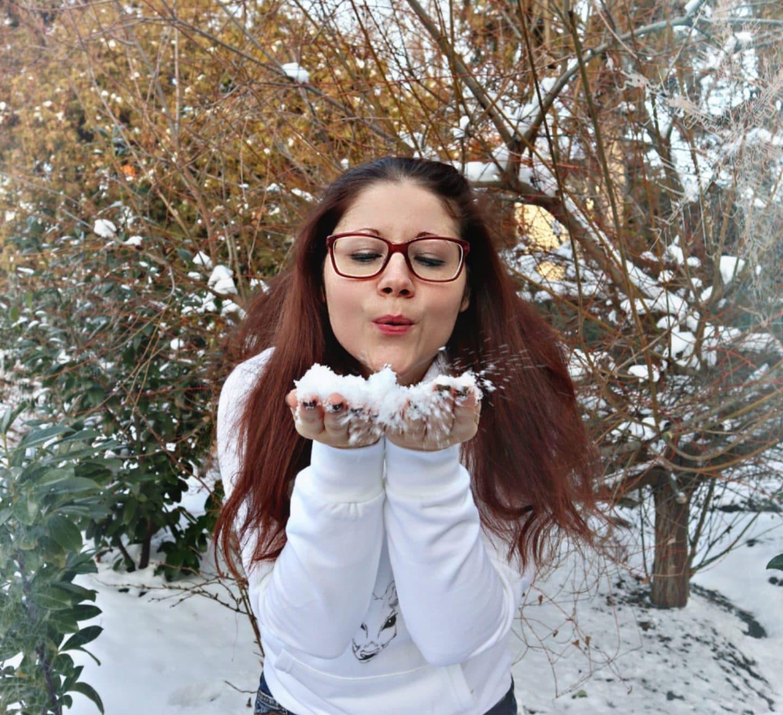 It`s snow time – Warum Schnee mich so glücklich macht