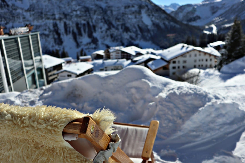 Winterurlaub im Lifestyle Hotel Goldener Berg am Arlberg, Vorarlberg