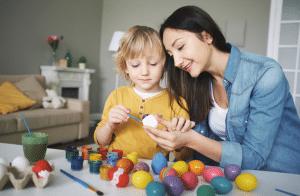 Nervös wie beim ersten Date: das erste Treffen mit einem Babysitter