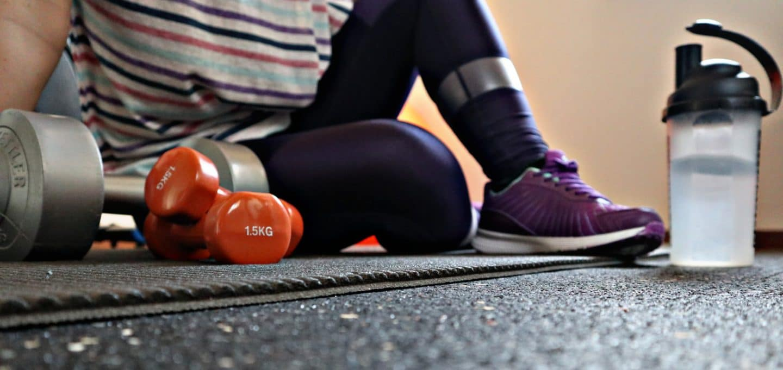 Fitnessroutine