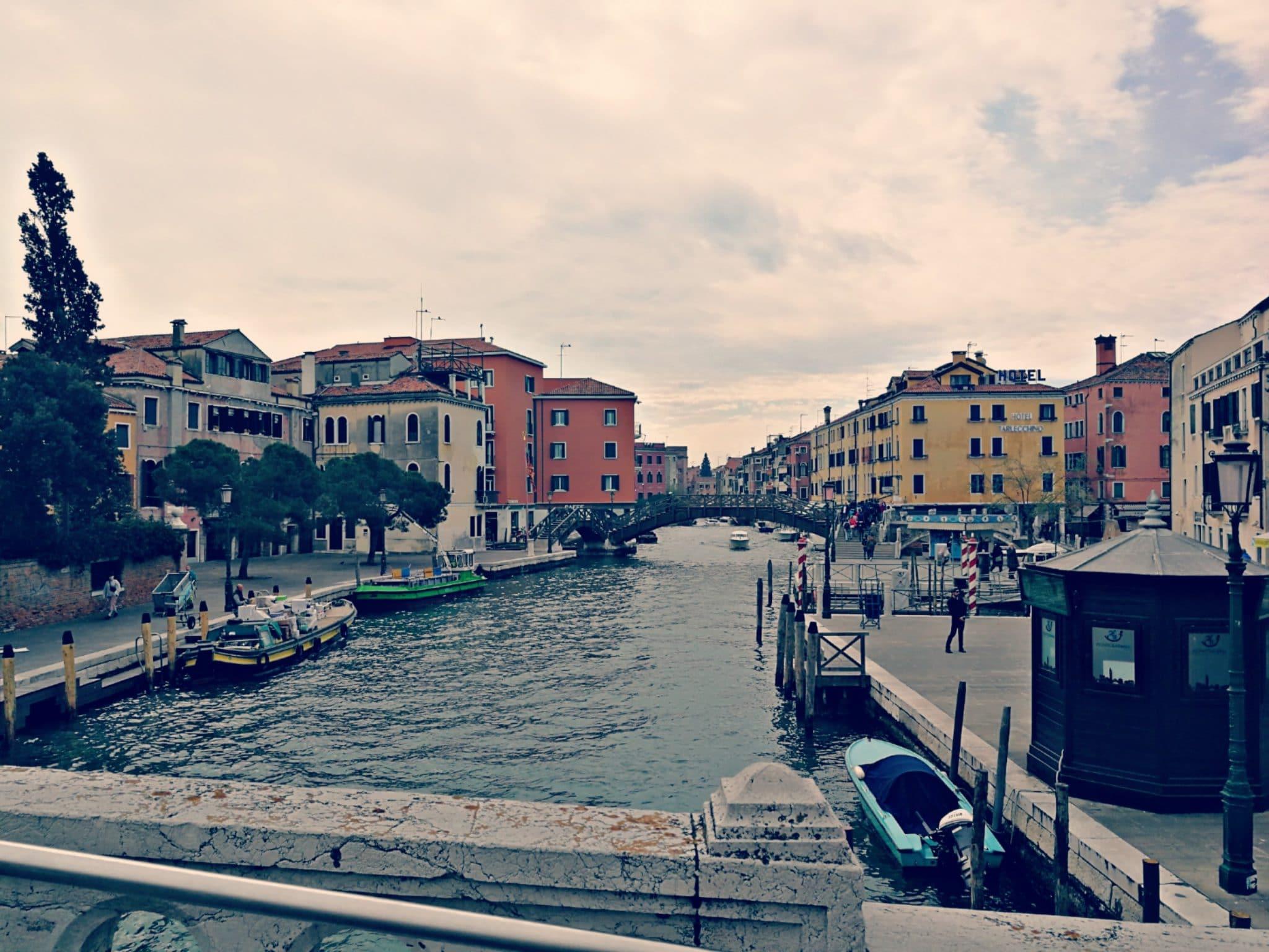 Unser Tagesausflug nach Venedig