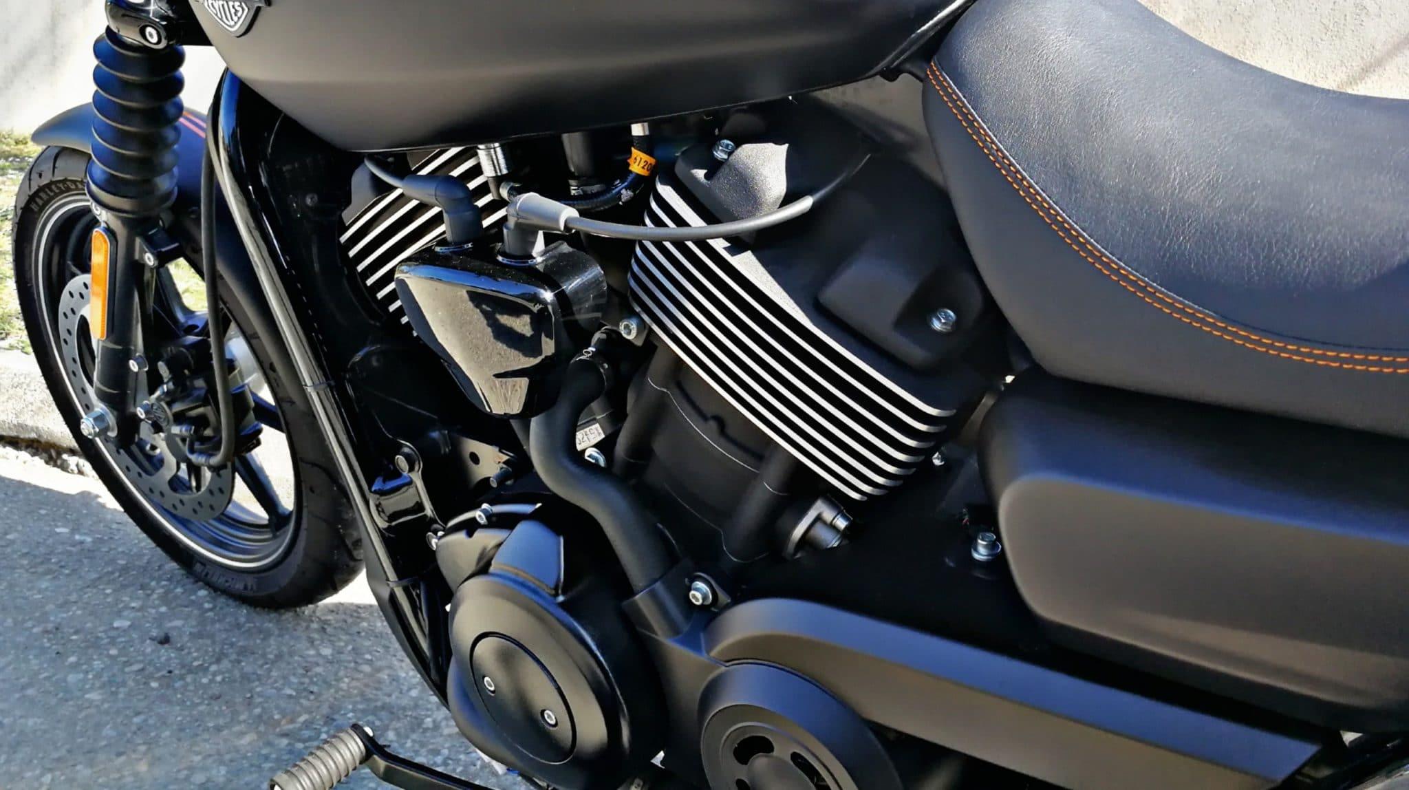 Motorrad fahren ist Balsam für meine Seele