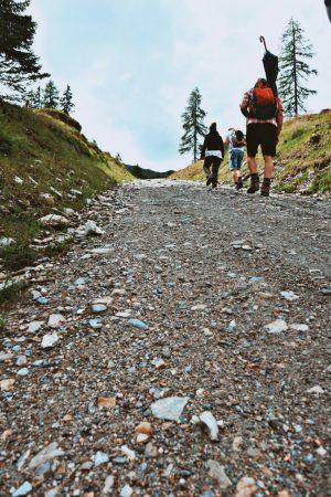 Familientage in den Bergen: Aktivurlaub in Großarl