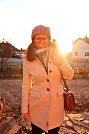 Mein It-Piece für den Winter: ein Wollmantel nach Mass