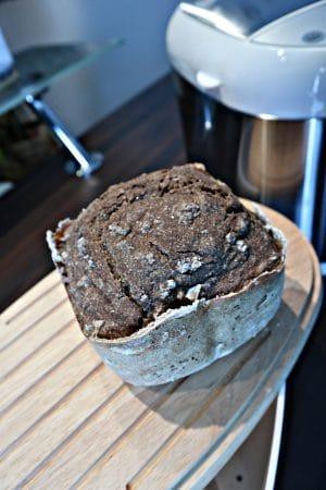 Brotbackautomat 1.0 – Saftiges Karottenbrot
