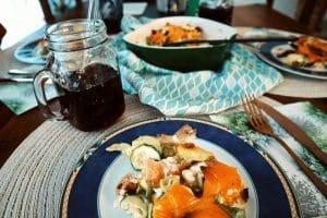 EASYcooking mit Resten : Ein Kartoffelgratin
